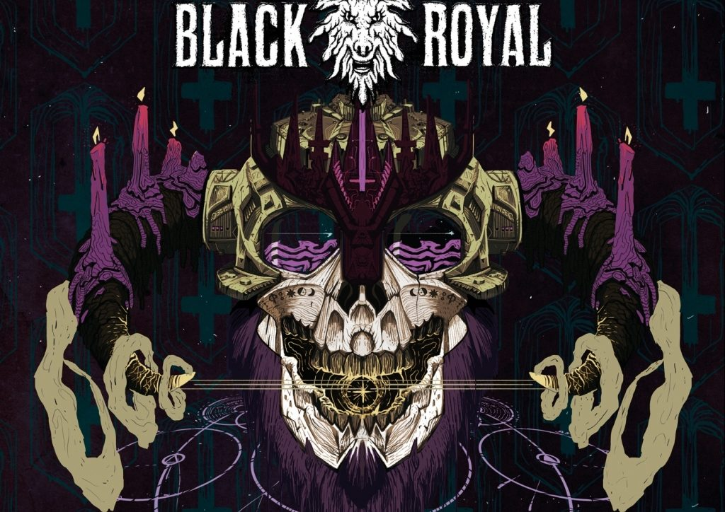 black royal