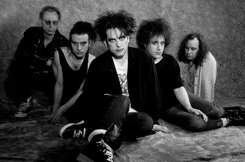 Top 10 The Cure Music Videos - Too Much Love Magazine