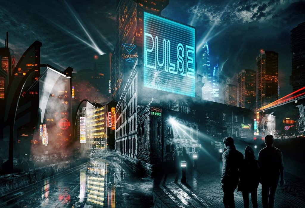 Twist Helix - -Pulse