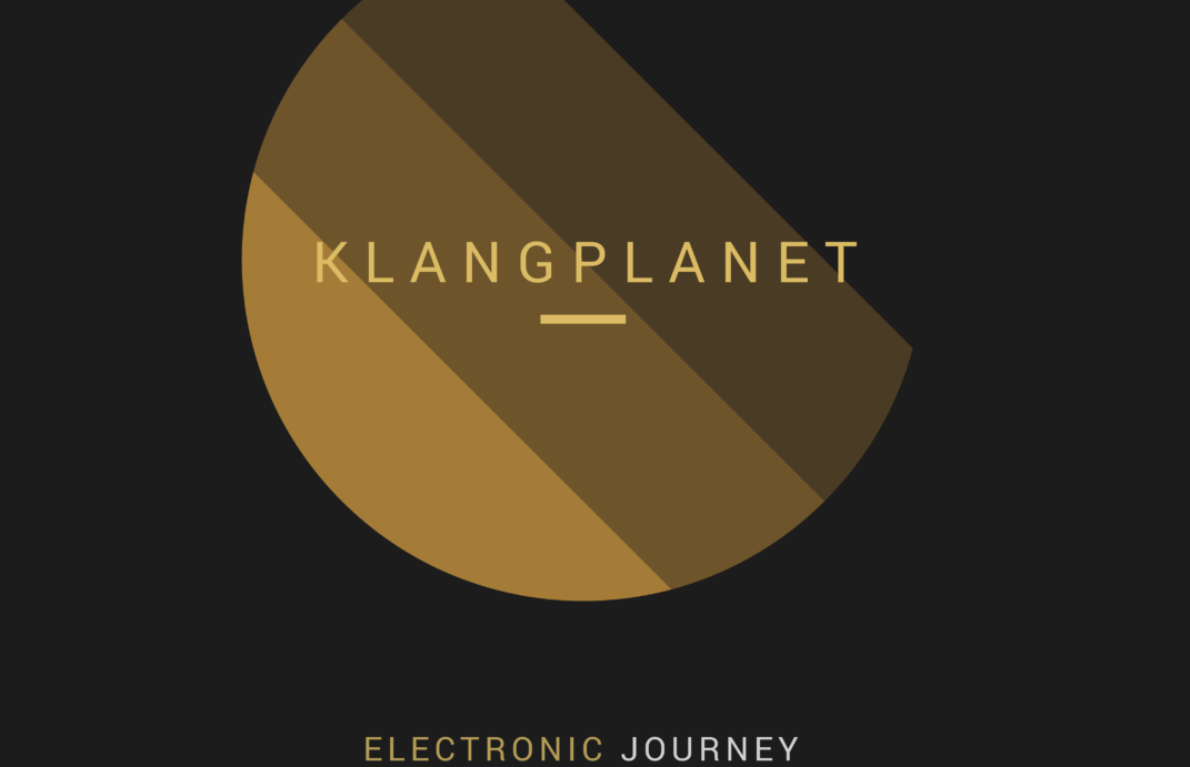 CD COVER KLANGPLANET
