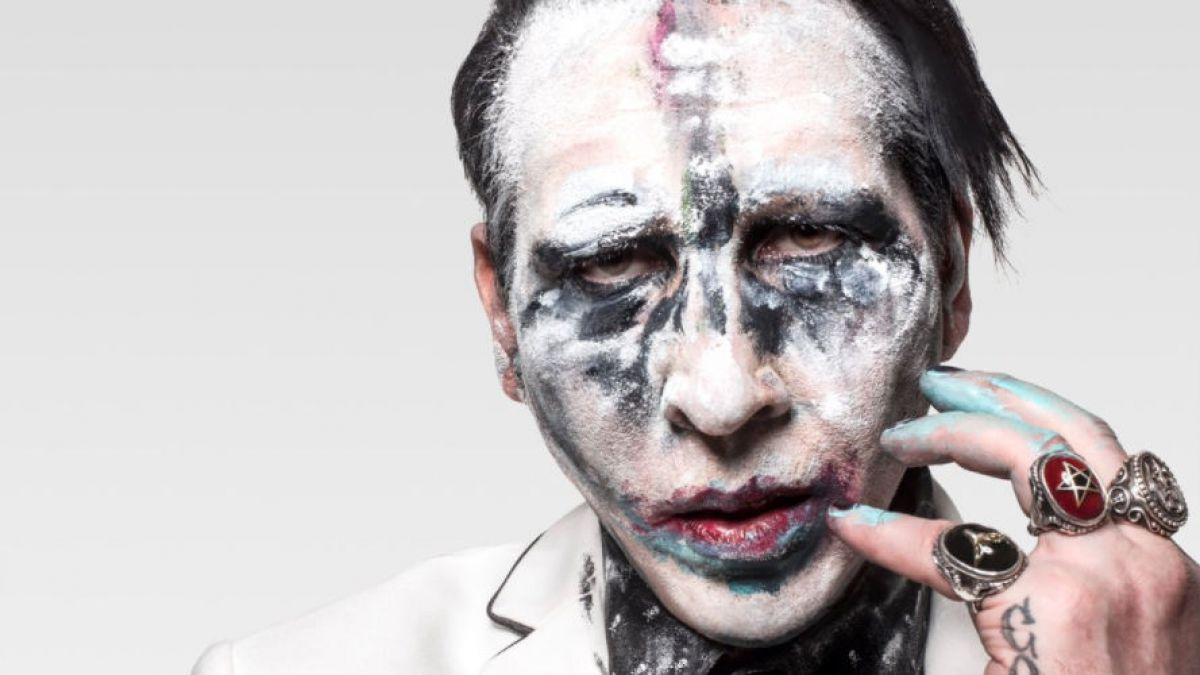 Marilyn Manson - Heaven Upside Down by Perou