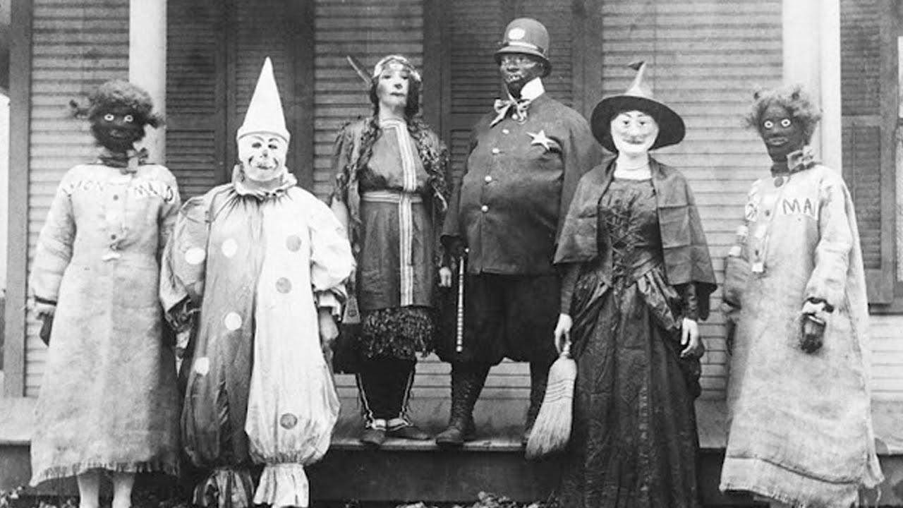 Vintage _ TML Halloween Mixtape