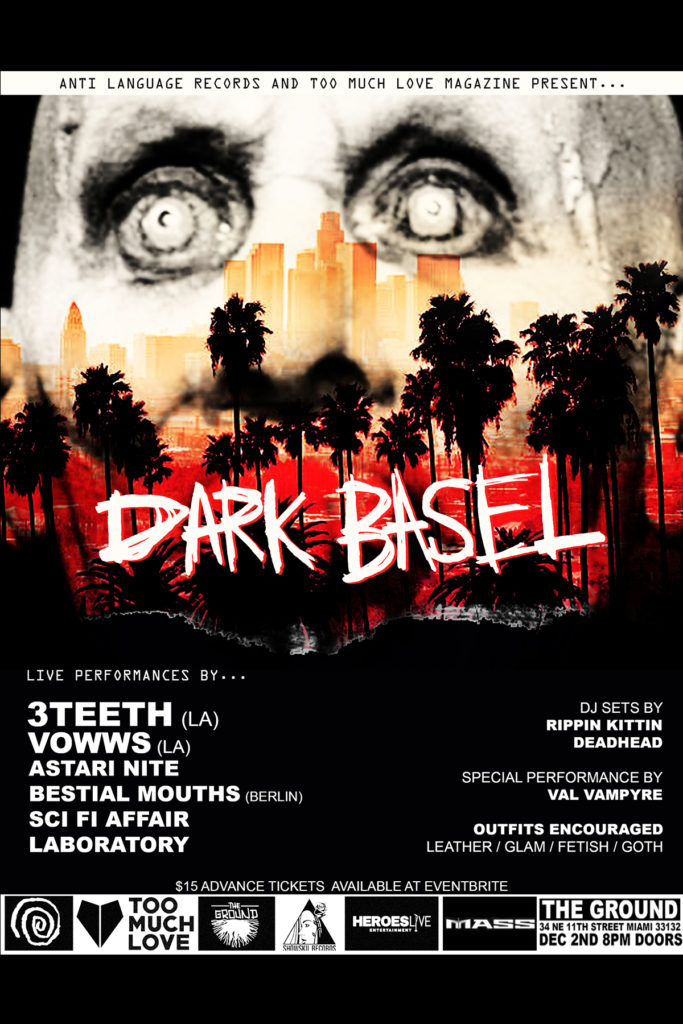 DARK BASEL FLYER